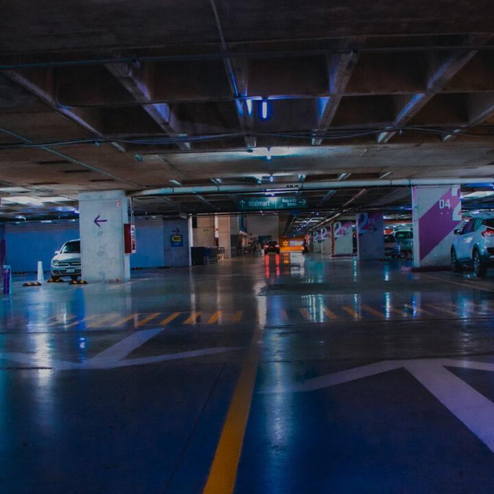 propark estacionamiento inteligente